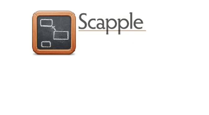 Scapple : changer le fond