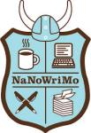 Blason du NaNoWriMo