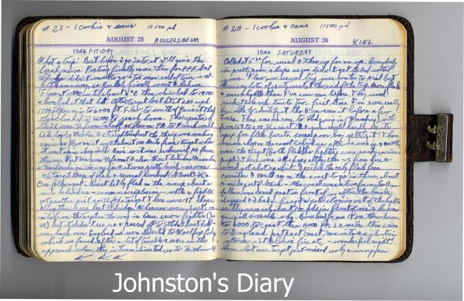 Josephine's Diary (July 30th)