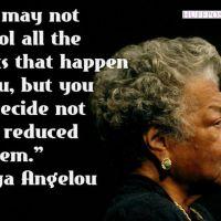 [ Writers Quote Wednesday] Maya Angelou