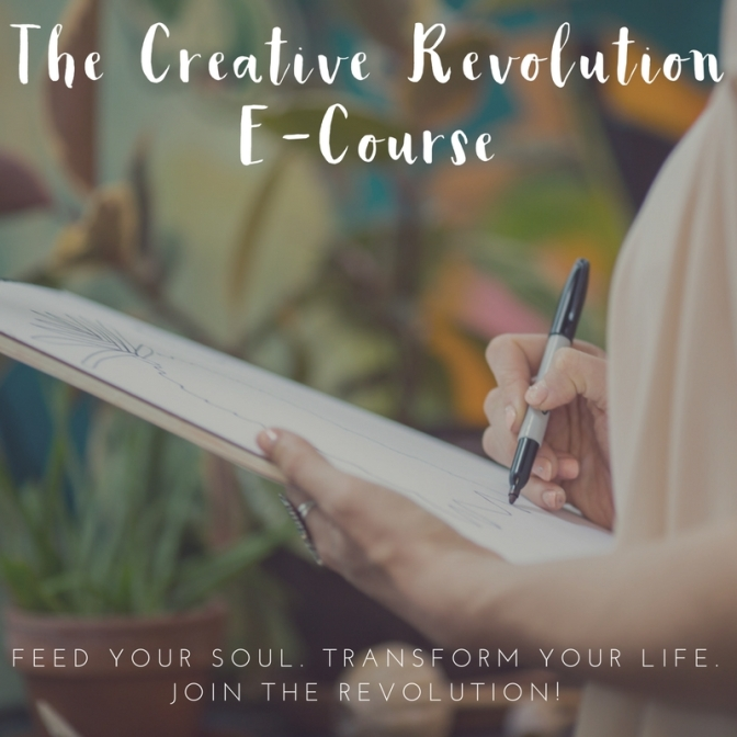 Creative Revolution e-course